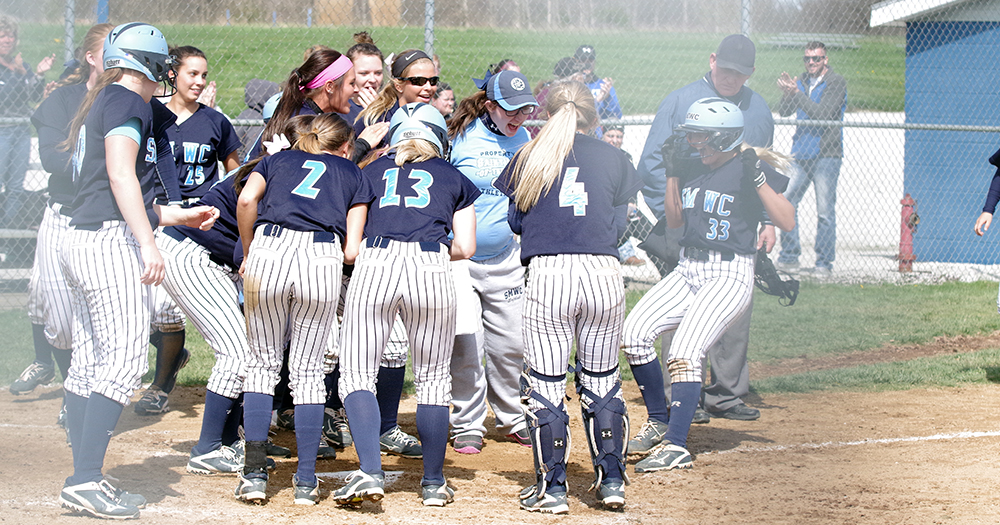 #PomeroySB Slides into 2017 Season with Sweep of Carlow