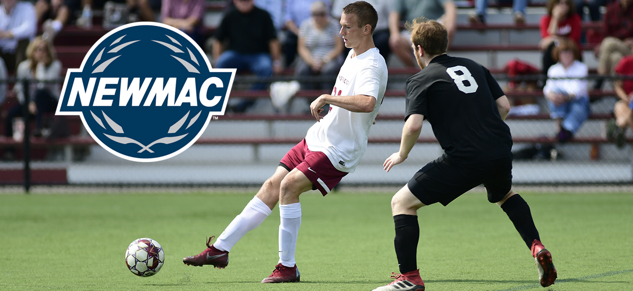 Schneider Earns NEWMAC Offensive Athlete of the Week Honors