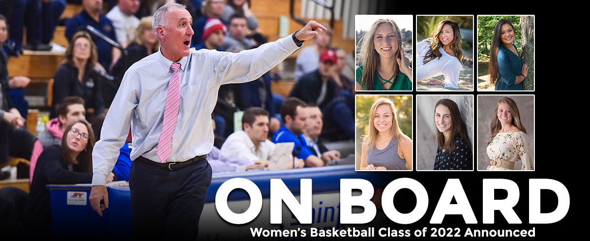 Women's Basketball 2022 Class Announced