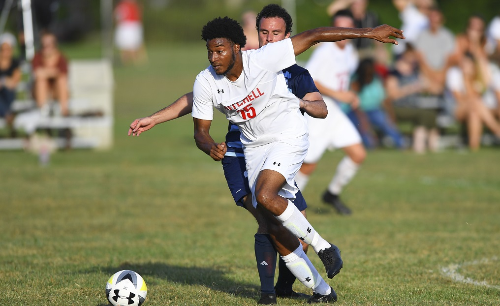 Men's Soccer Comes From Behind To Earn First Win at Worcester State