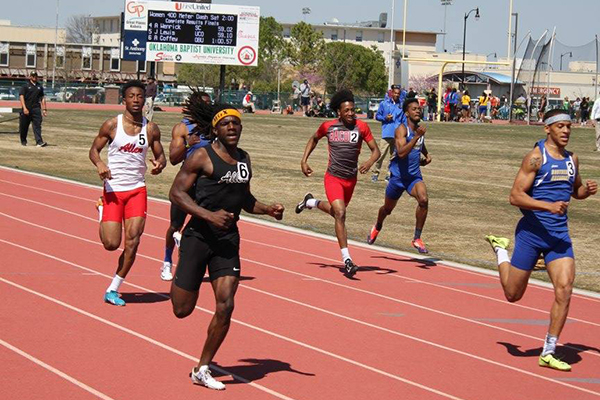 Red Devils Open Outdoor Season at Oklahoma Baptist University T&F Invitational