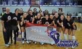 Volleyball, Nov 14 & 15
