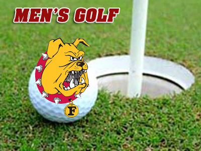 Ferris State Men's Golf  Ranked 15th Nationally In First Spring Season Poll