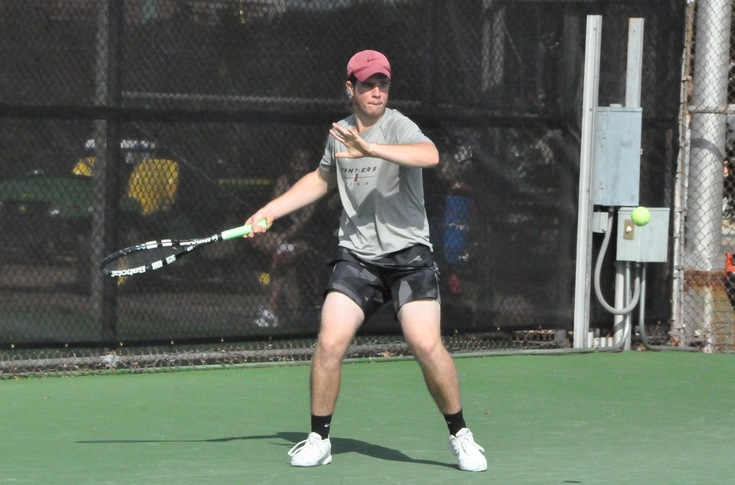 Men's Tennis: Panthers rally past Maryville 7-2 in opening USA South match