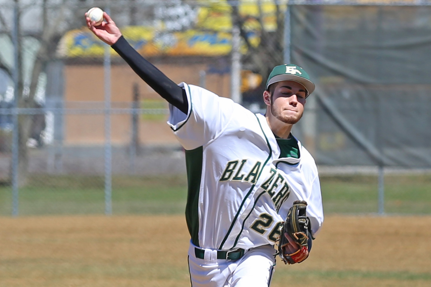 Blazer Baseball Picked Third In NECC Preseason Poll