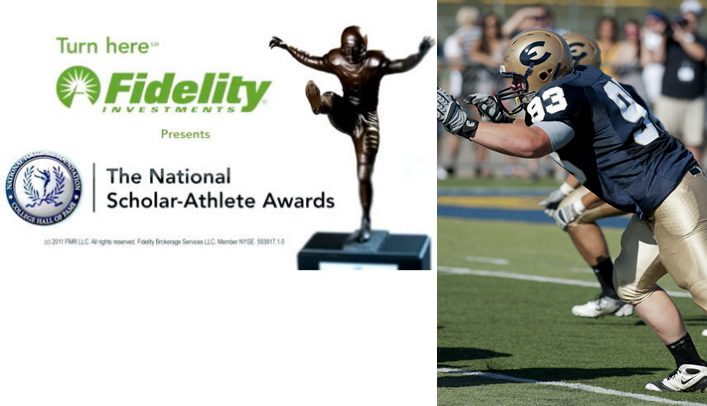Matt Hawley Named William V. Campbell Trophy Semifinalist