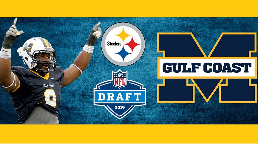 Steelers pick MGCCC's Buggs