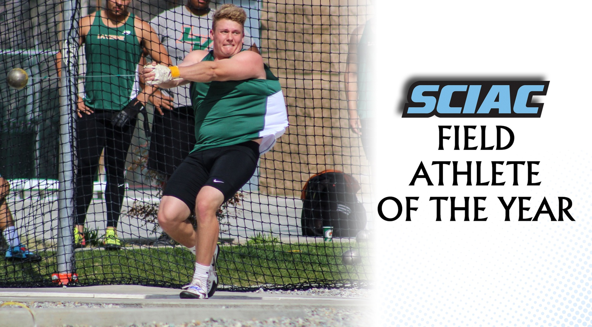 Randall named SCIAC Field Athlete of the Year