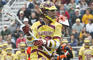 Bradman named a Tewaaraton Award nominee; only Division III student-athlete on the list