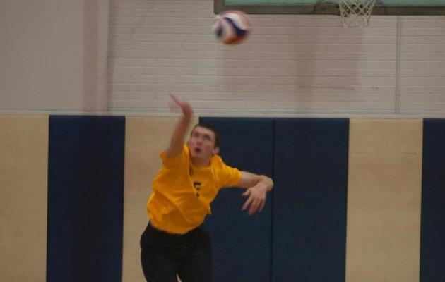 Coker Men's Volleyball Season Comes to an End with 3-0 Loss to Belmont Abbey