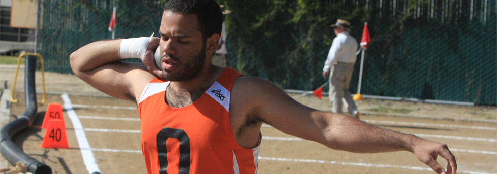 Men's track & field starts season 2-0 at SCIAC Quad meet one