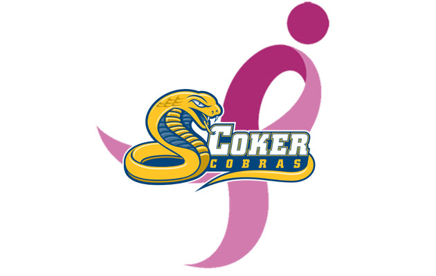 Coker Women's Soccer and Volleyball to Host Breast Cancer Awareness Games