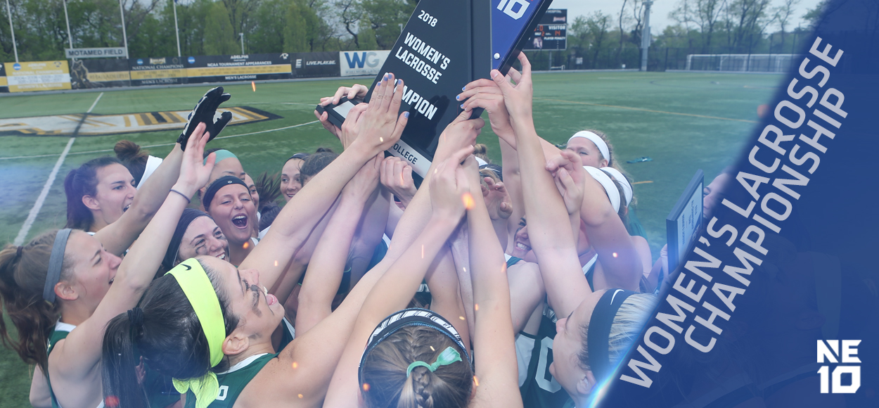 Embrace The Championship: Phins-Sanity! Le Moyne Knocks Off Archrival to Win NE10 Women's Lacrosse Championship