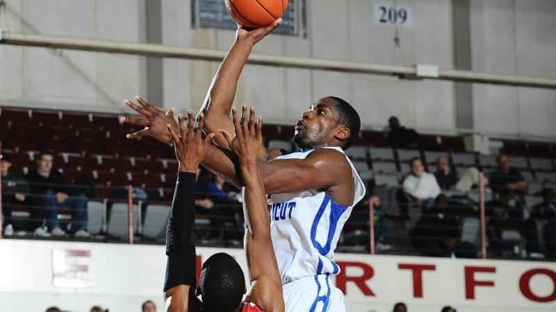 Efese Paces Blue Devils to Big Road Win