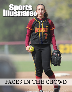 "Sports Illustrated Features CMS Softball Player Schultz In ""Faces in the Crowd"""