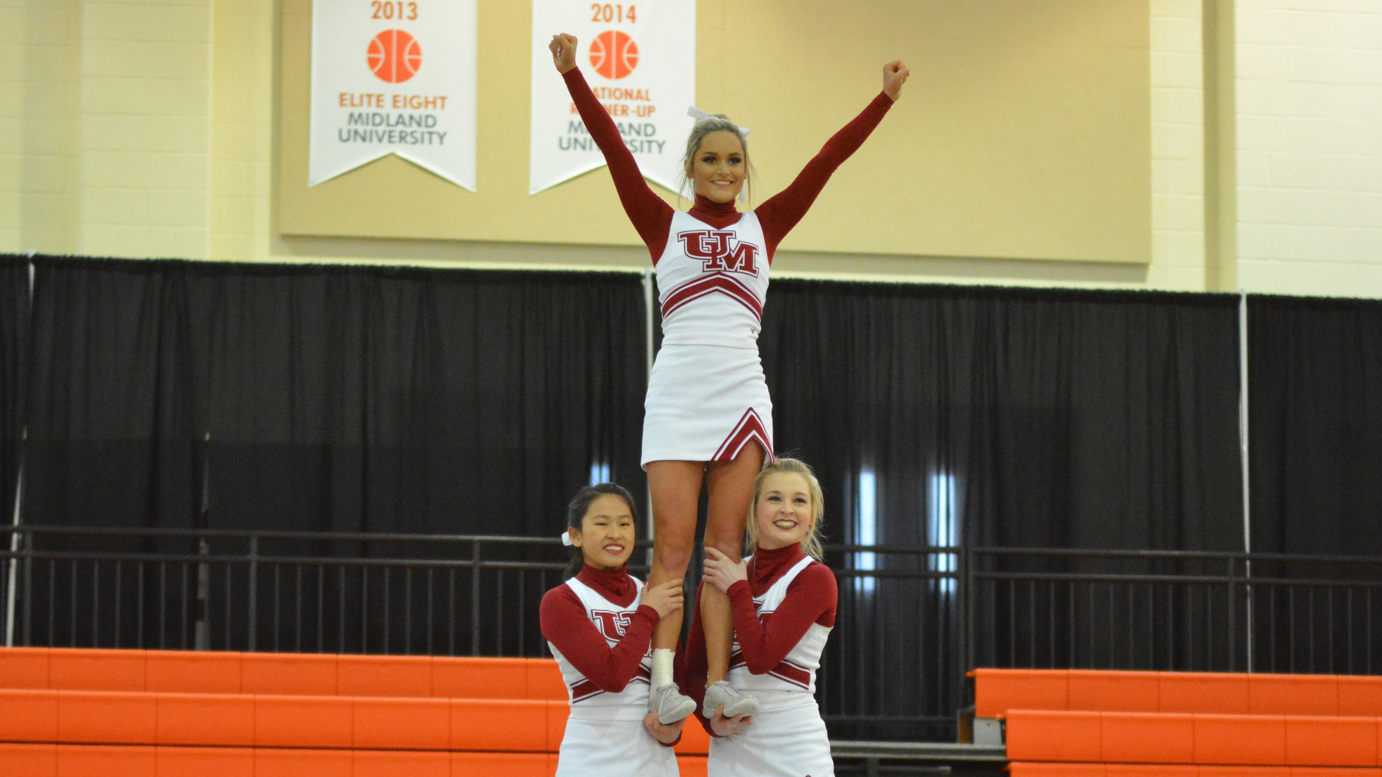 Qualifiers for Competitive Cheer Championship Announced