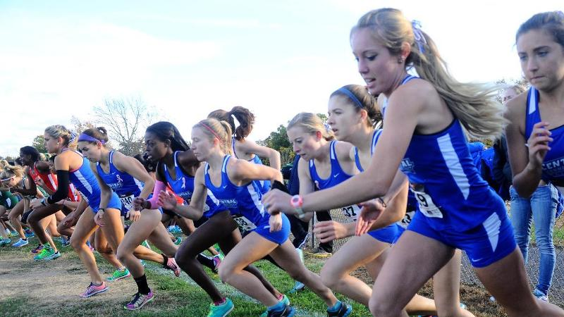 Women's XC Finishes 9th at CCSU Mini Meet