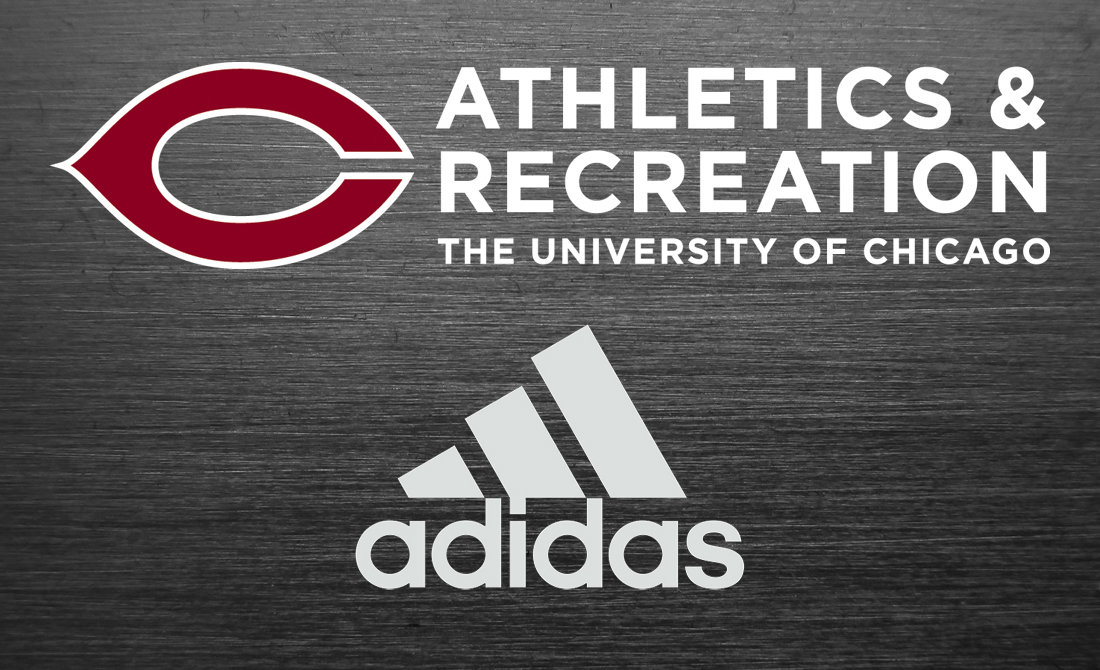 UChicago Athletics inks five-year agreement with Adidas