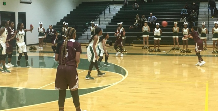 Lady Gators Dunk Charlton 72-20 to clinch 11th straight win