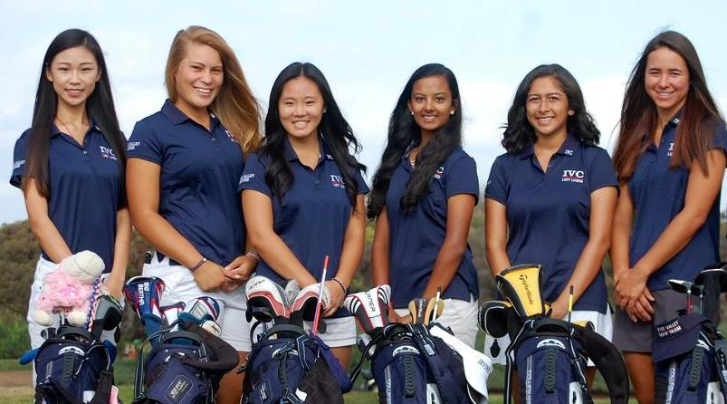 Women's golf team in first after opening day of regionals