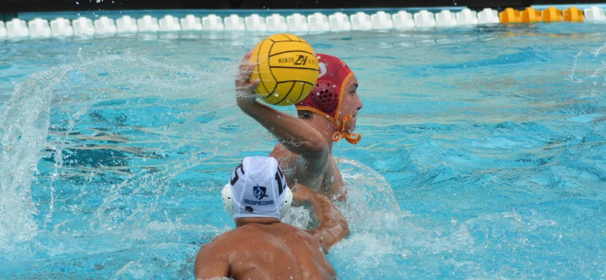 CMS Men's Water Polo Falls to Two Ranked Teams at Harvard Invitational