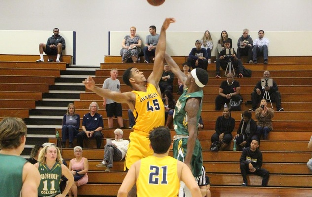 Chargers Fall to Grossmont in Home Opener, 44-61