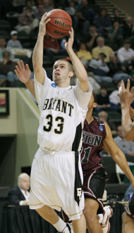 Former Bryant Basketball Standouts Earn Roster Spots On A.B.A. Team