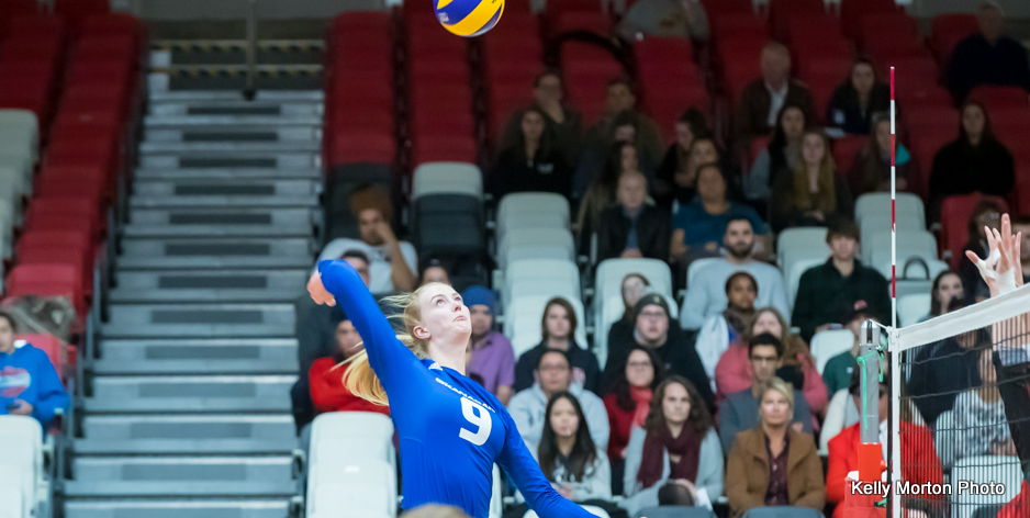 RECAP: Heat fall in three sets to the University of Winnipeg
