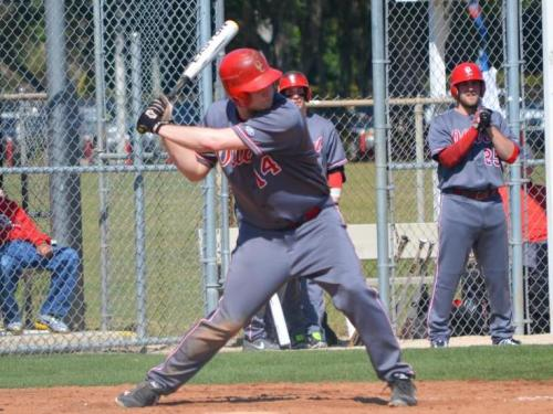 Baseball team opens season with 4-2 win over Ohio Northern