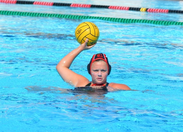 Women's Water Polo's Brightenburg Stuns the Mounties with Four Goals