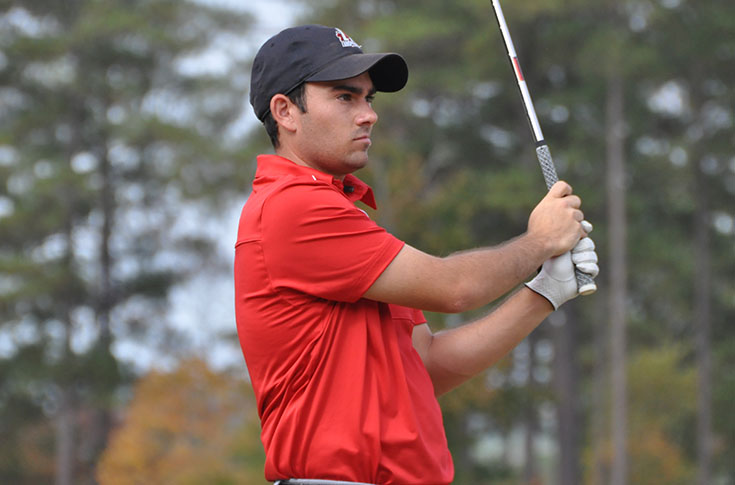 Golf: Follow Logan Lanier at Barbasol Shootout