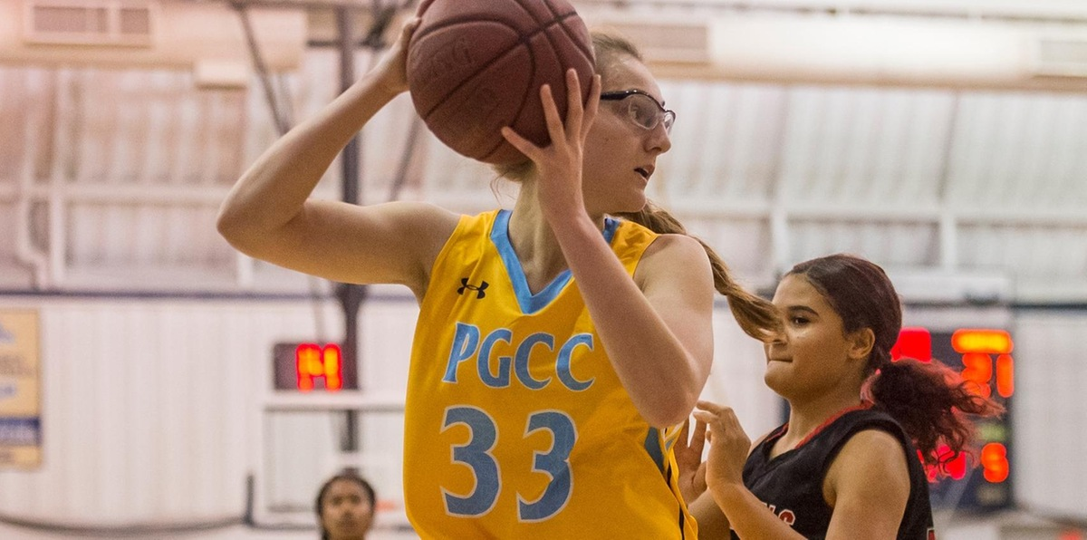 Seifert's 30 Points Are Gold In Prince George's Women's Basketball's 76-63 Win Against CCBC Catonsville