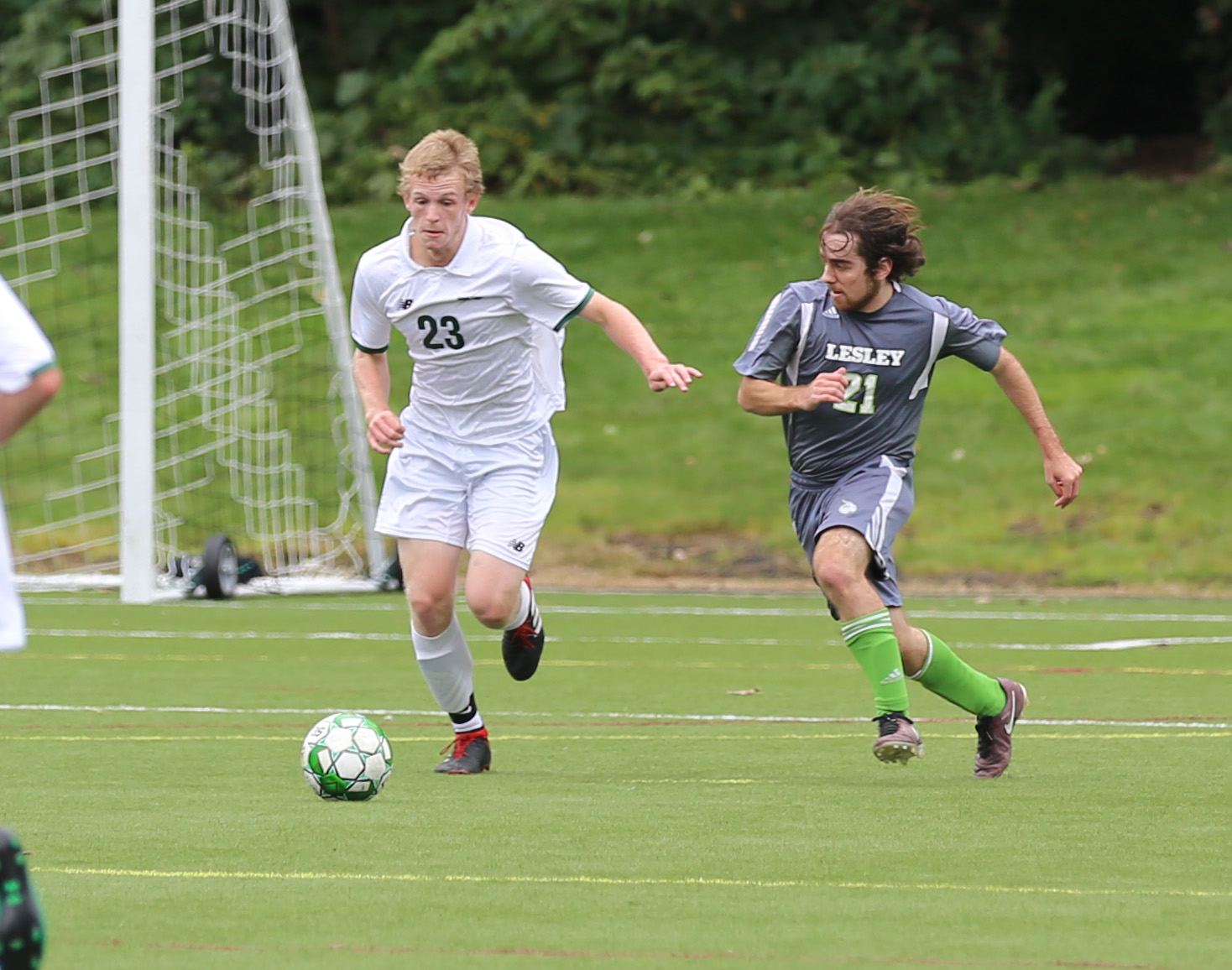Men's Soccer Upended At Home By Keene State