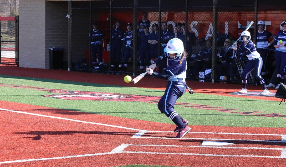 Westminster Softball Drops Opening Series to WashU