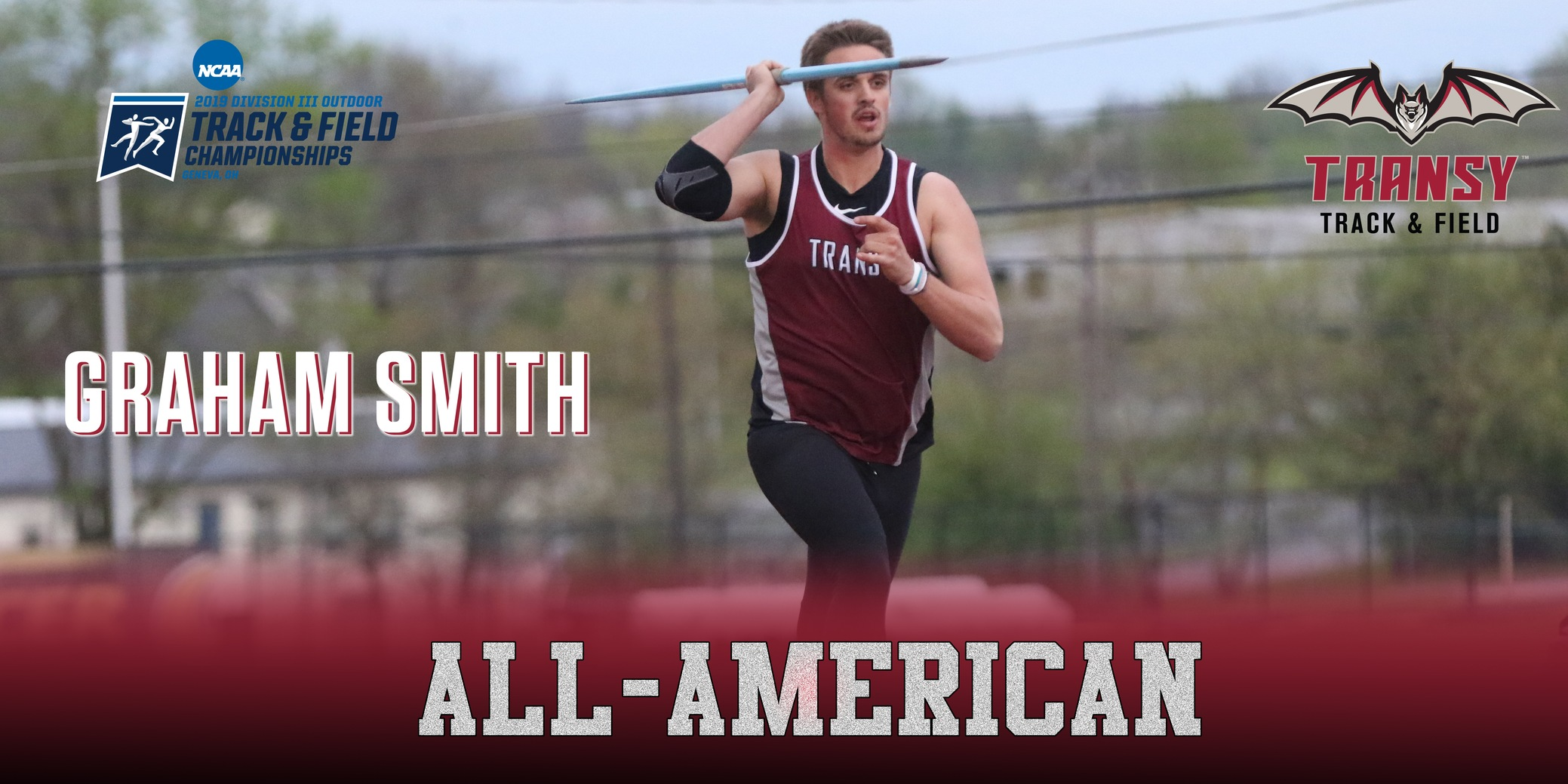 Graham Smith all-american