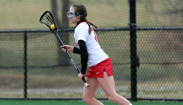 Women's lacrosse pounds Hollins