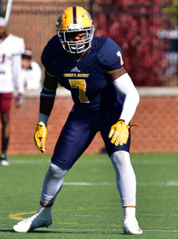 Emory & Henry Football Sees Nine Named To The 2016 All-ODAC Teams