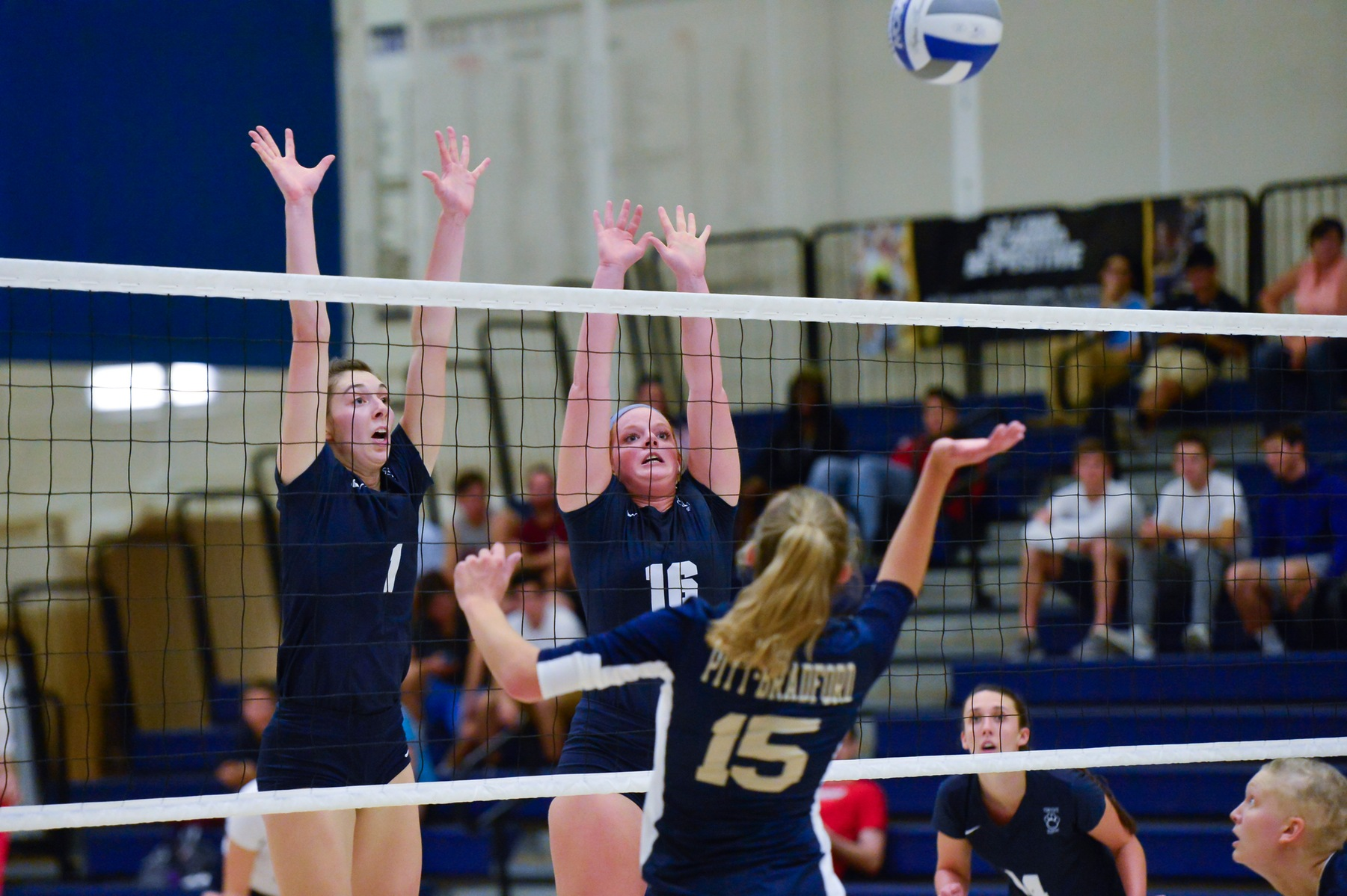 Women's Volleyball Advances to AMCC Semifinals