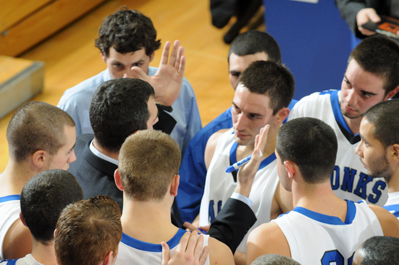 Monks Ranked Second in Initial Maine Men's Basketball Poll