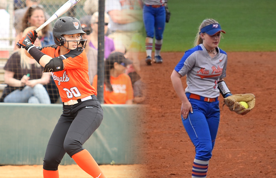 Buffalo State and New Paltz take home Softball Weekly Honors
