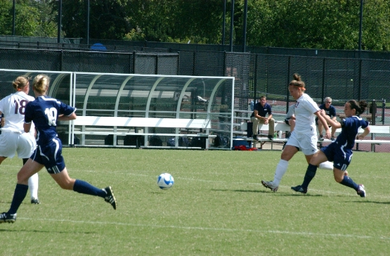 UMW Women's Soccer Ties St. Mary's in CAC Contest