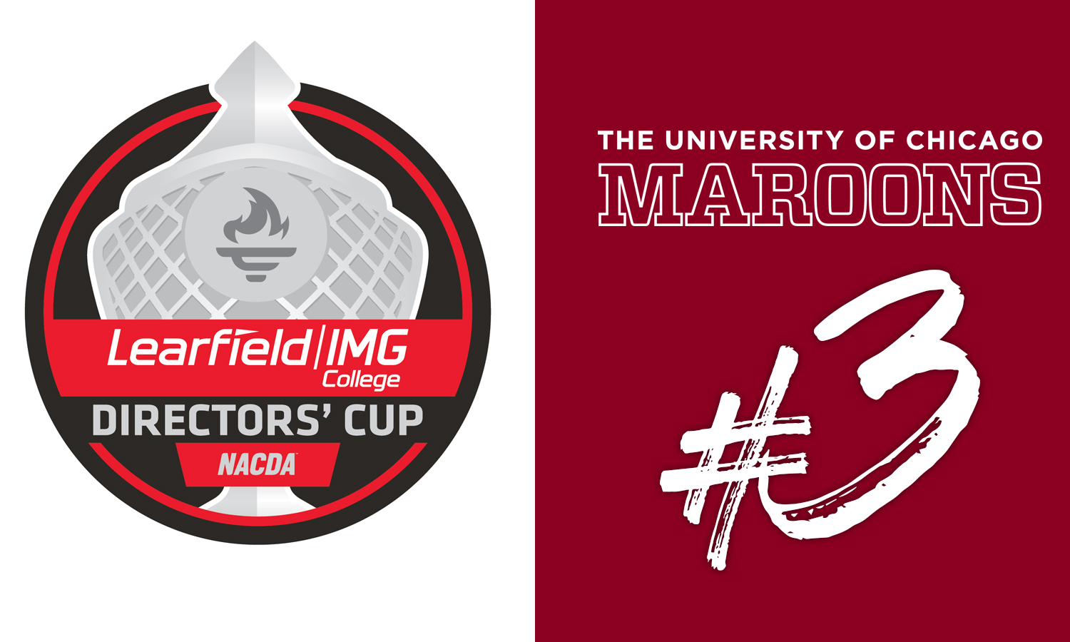 UChicago Stands Third in 2019-20 Learfield Directors' Cup Fall Rankings