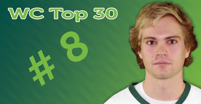 WC Top 30, #8 Reid Delaney