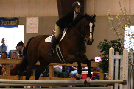 Four Bridgewater Riders Qualify For Upcoming Zones Show