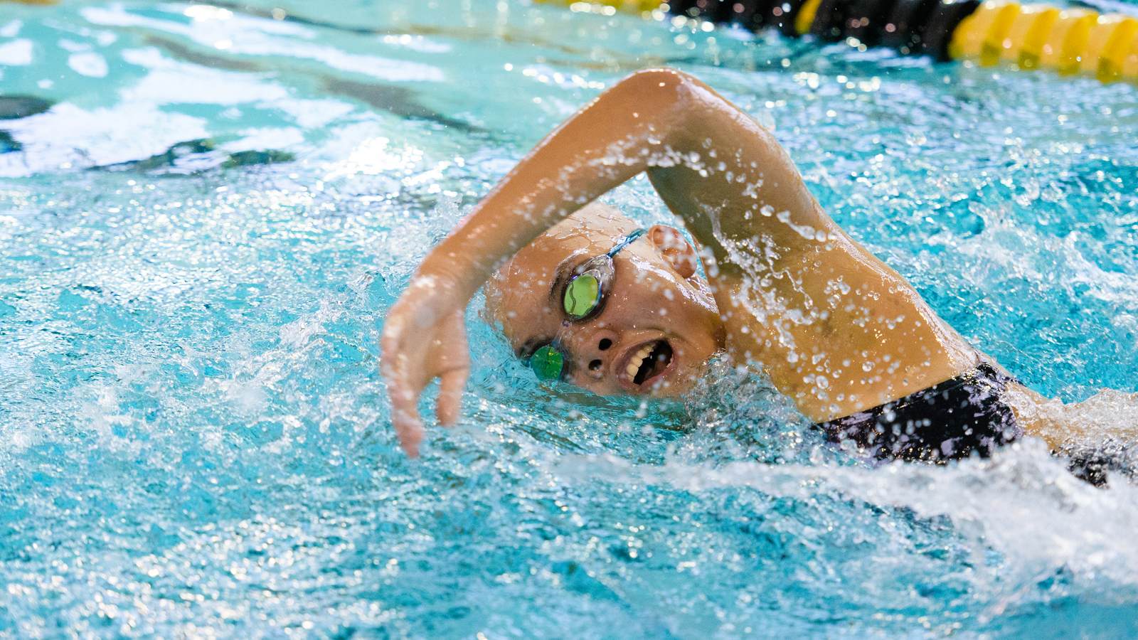 Pirates win six events in meet against Trinity on Saturday