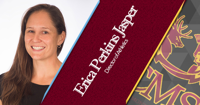 CMS: Erica Perkins Jasper Named Director of Athletics