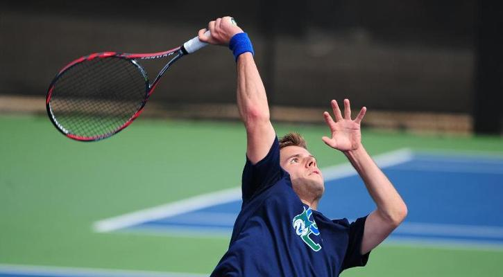 #11 GC Men's Tennis Team Records Second Shutout