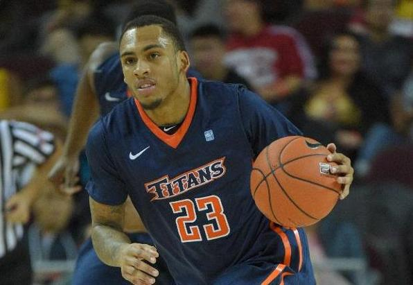Harris Leads Titans to Victory at Nevada