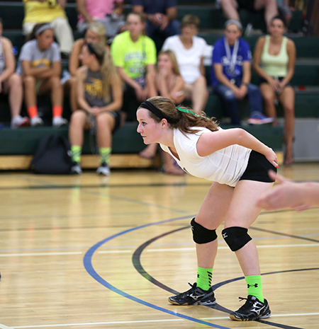 Sage women's volleyball team opens play at New Paltz Tournament