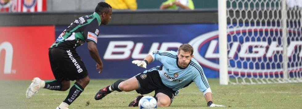 Dan Kennedy has been a mainstay with Chivas since the 2008 season.